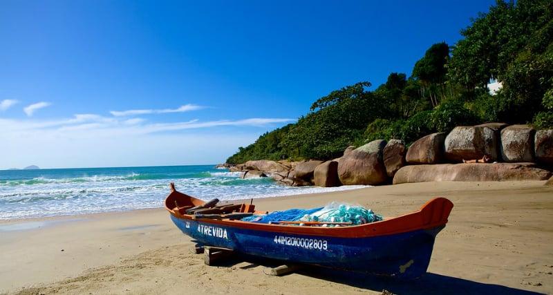 Clima e Temperatura em Florianópolis: Barra da Lagoa
