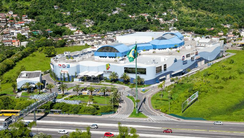 Shoppings em Florianópolis