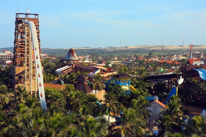 Tudo sobre o Beach Park em Fortaleza