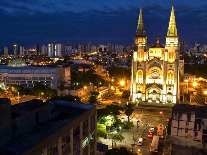 O que fazer à noite em Fortaleza