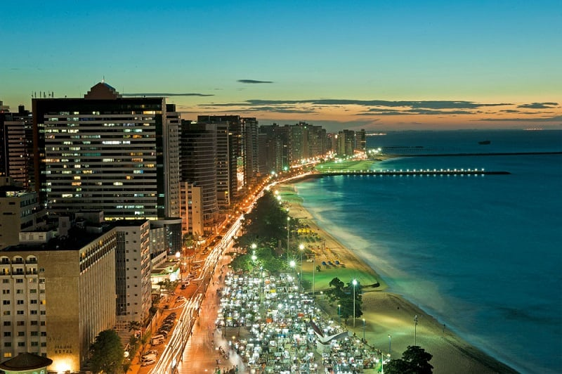 Clima e Temperatura em Fortaleza