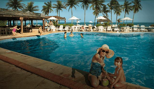 Onde se hospedar no Beach Park em Fortaleza