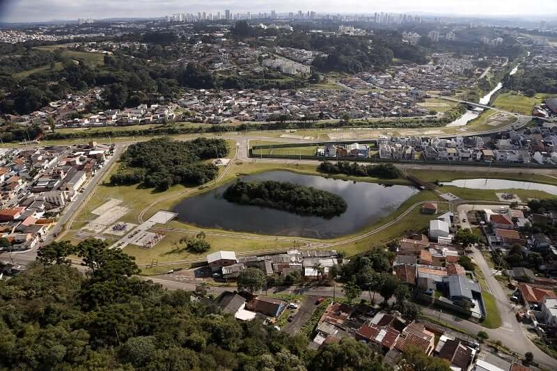 Parques em Curitiba