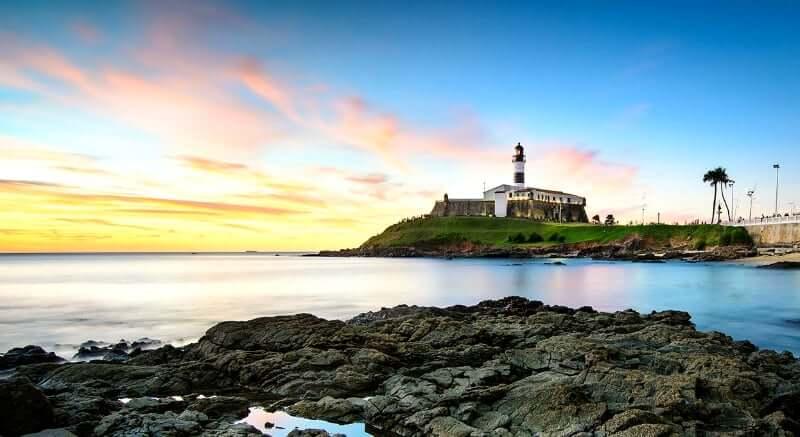Melhores praias em Salvador: