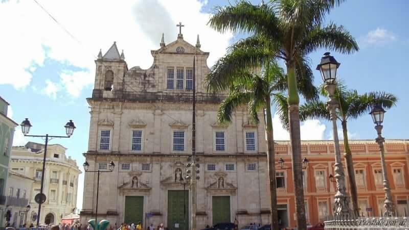 Catedral Basílica Primacial de São Salvador em Salvador