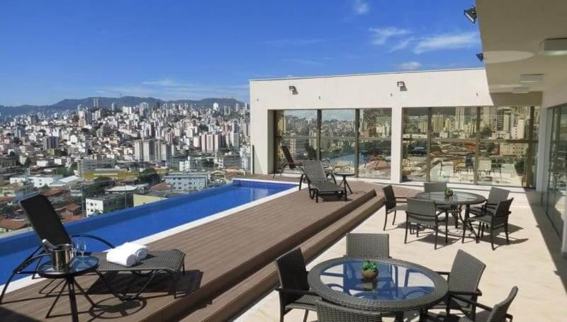 Hotéis bons e baratos em Belo Horizonte: