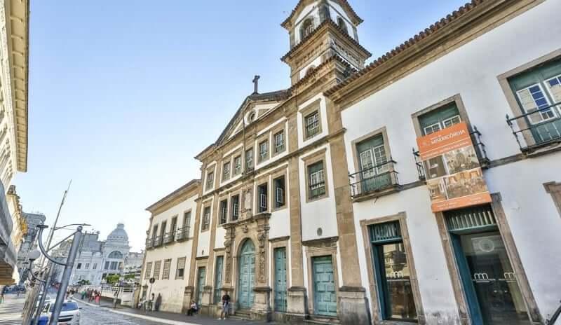 Museu da Misericórdia em Salvador