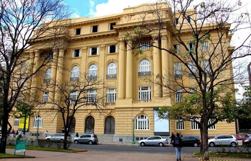 Centro Cultural Banco do Brasil em Belo Horizonte