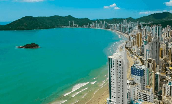 Melhores praias em Balneário Camboriú