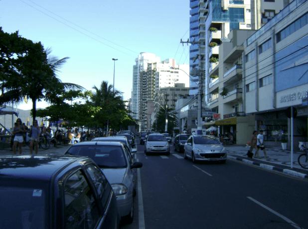 Como ir do aeroporto de Balneário Camboriú até o centro turístico