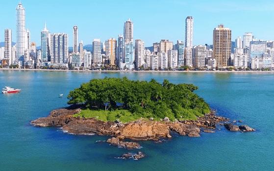 Roteiro de 4 dias em Balneário Camboriú
