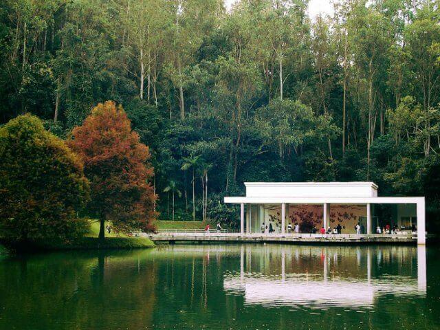 Instituto Inhotim em Belo Horizonte