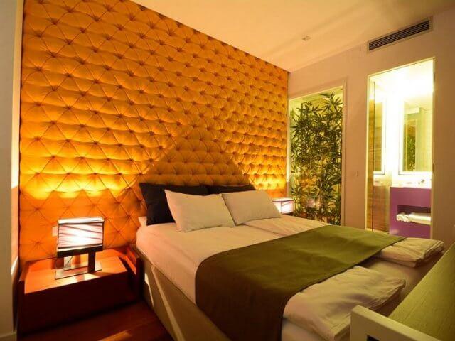 Hotéis no centro turístico de Balneário Camboriú
