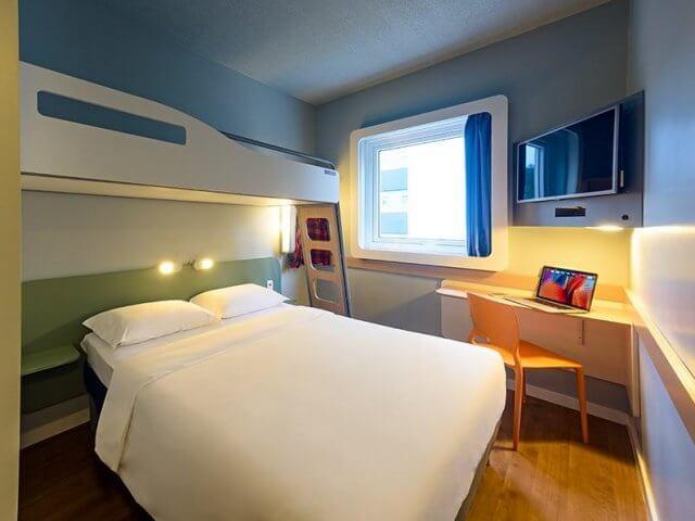 Hotéis bons e baratos em Blumenau