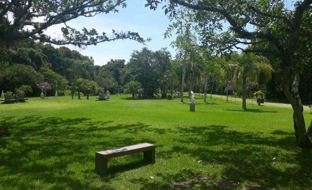 Parque Ramiro Ruediger em Blumenau: Benefícios da vida ao ar livre