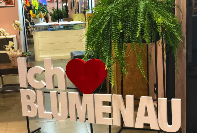 Passeios românticos em Blumenau
