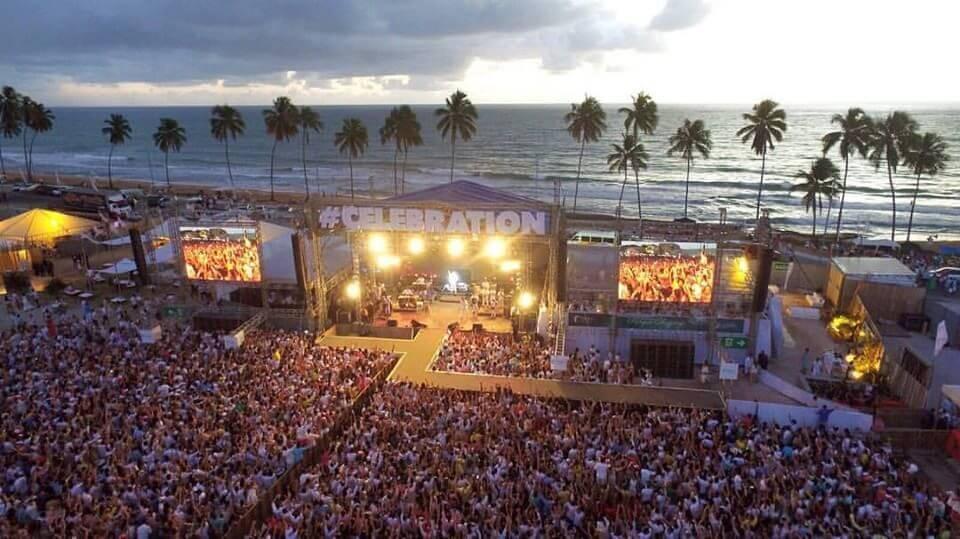 Ano Novo em Maceió: Festa Celebration All Inclusive