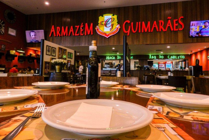 Ano Novo em Maceió: Restaurante Armazém Guimarães