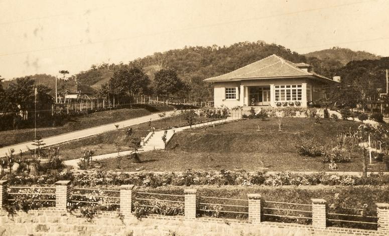 Zoo Pomerode em Blumenau: Casa de Hermann Weege