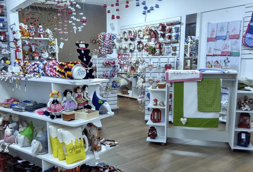 Loja Kunst Haus em Blumenau