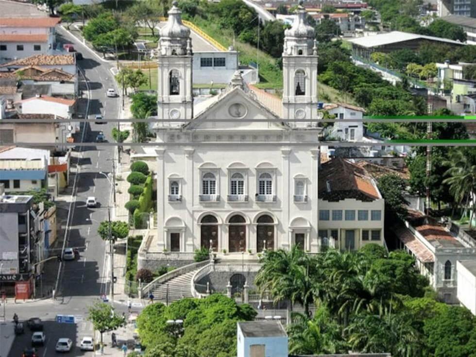 Como chegar na Catedral Metropolitana de Maceió
