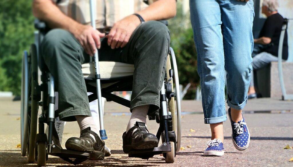 Deficientes físicos em Maceió
