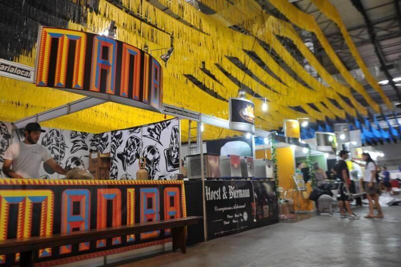 Cervejaria Bierland em Blumenau: Festival Brasileiro