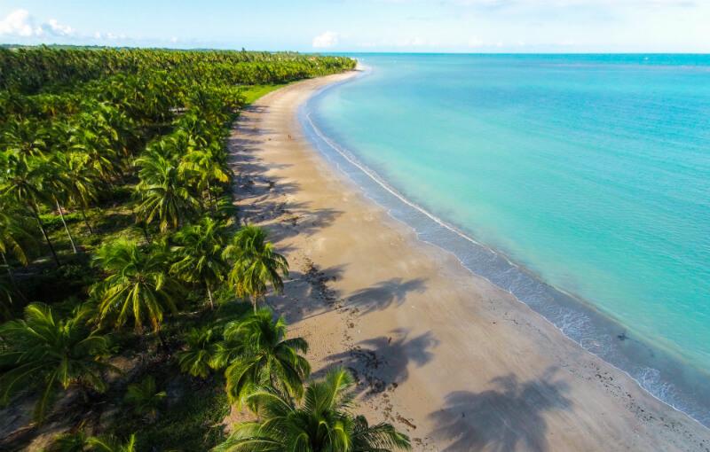Melhores praias em Maceió: Ipioca