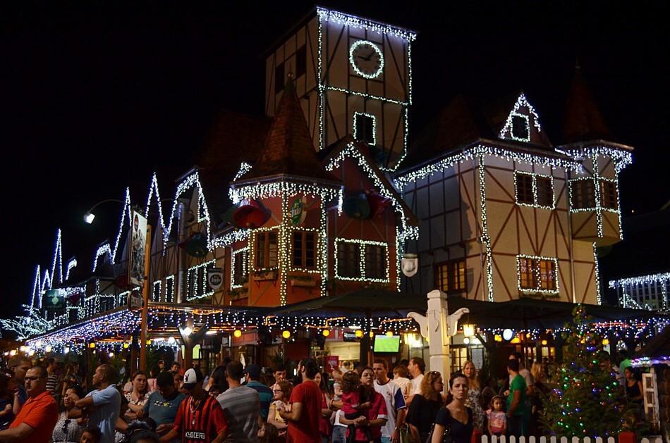 Eventos em Blumenau: Magia de Natal