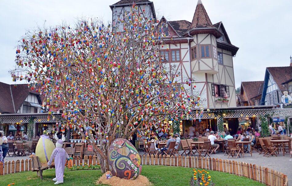 Eventos em Blumenau: Osterdorf