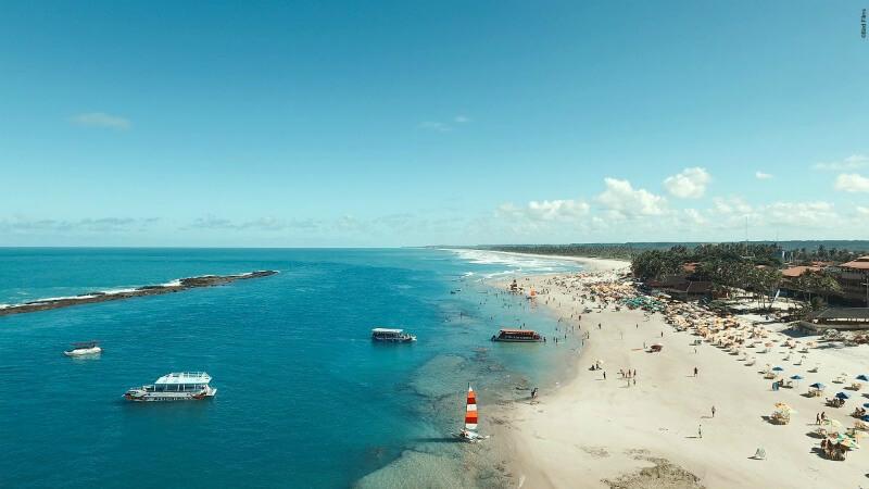Como chegar na praia do Francês em Maceió