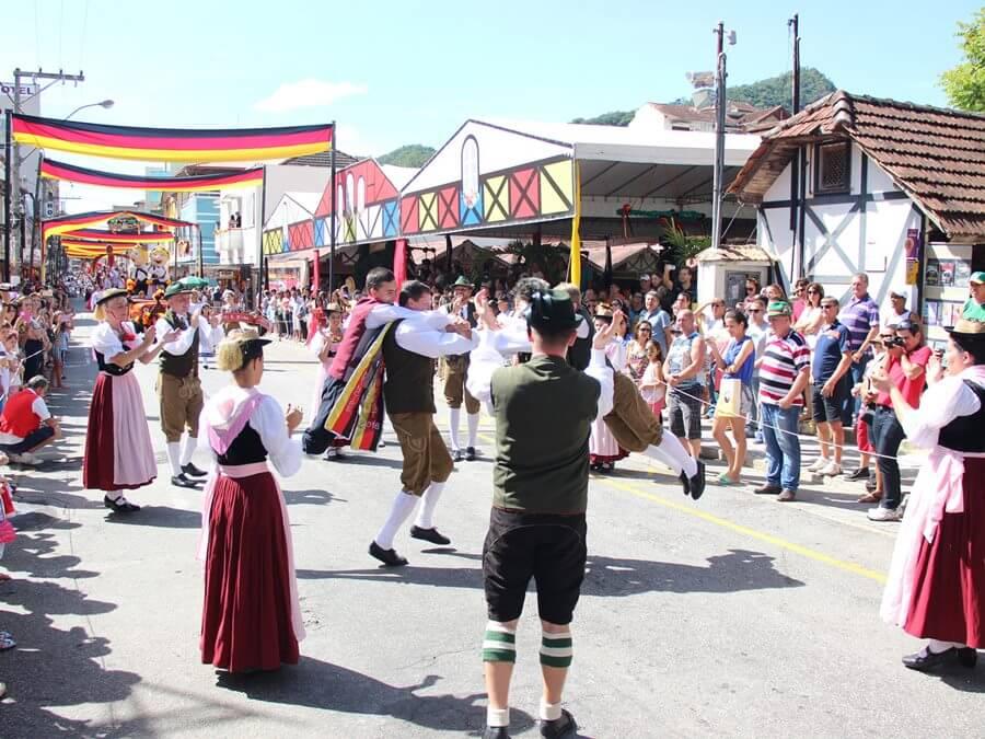 Eventos em Blumenau: Sommerfest