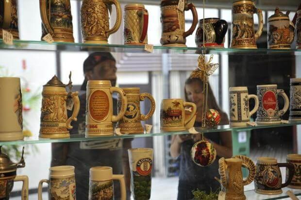 Onde comprar lembrancinhas e souvenirs em Blumenau