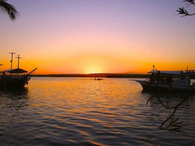 Lagoa Mundaú em Maceió
