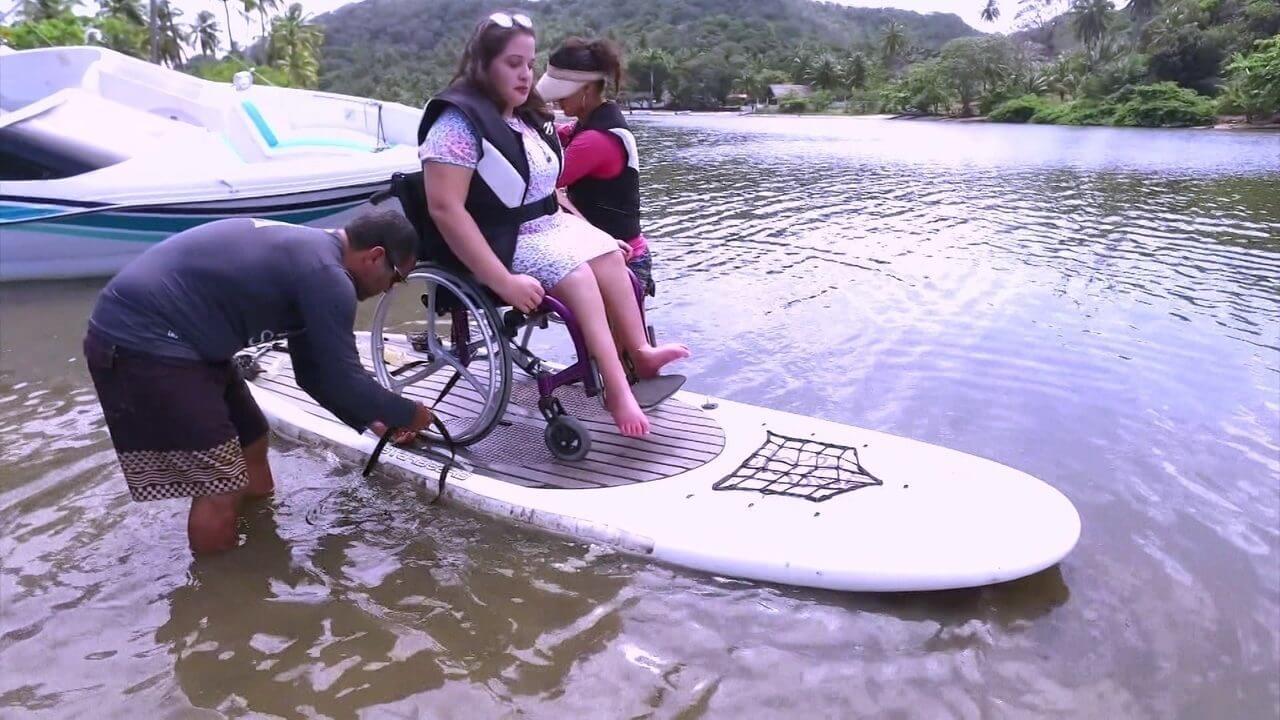 Deficientes físicos em Maceió: Stand Up Acessível