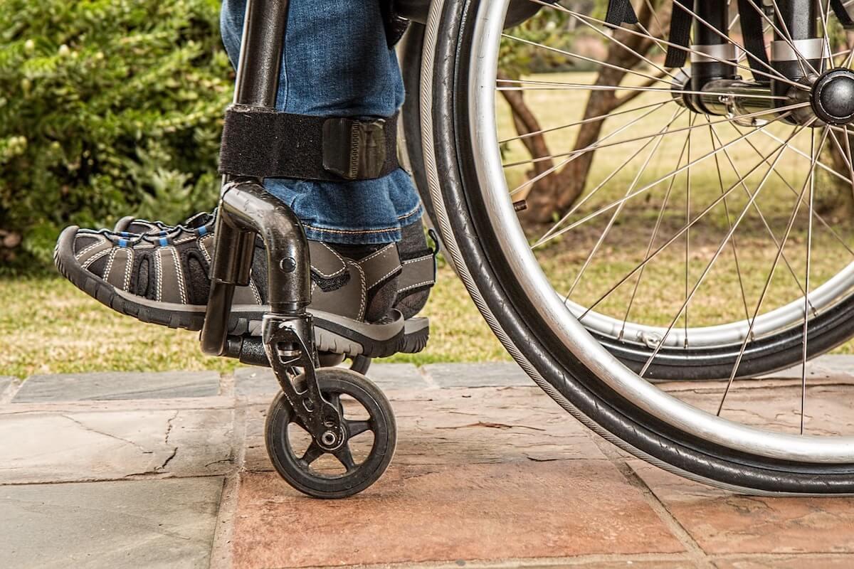 Deficientes físicos em Ouro Preto