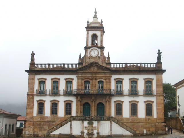 Museus em Ouro Preto