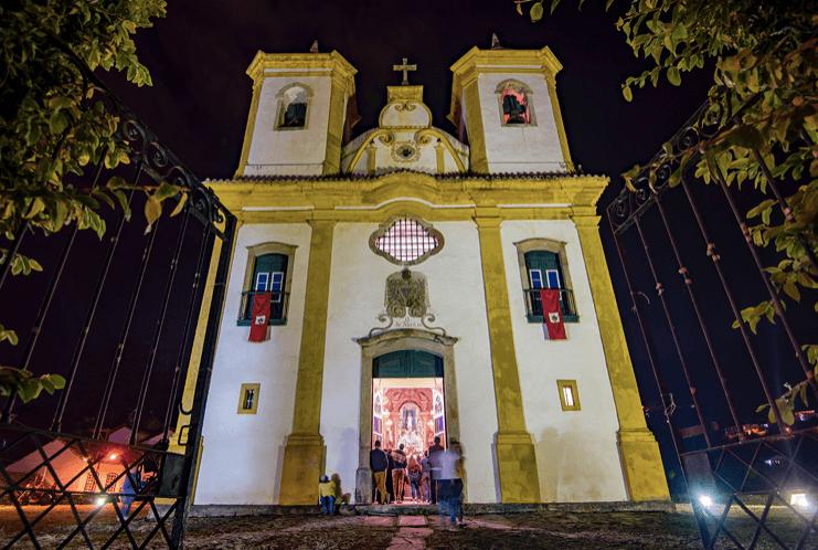 Museu Aleijadinho em Ouro Preto