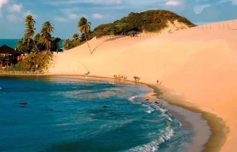 Pontos turísticos em Natal: Praia de Genipabu