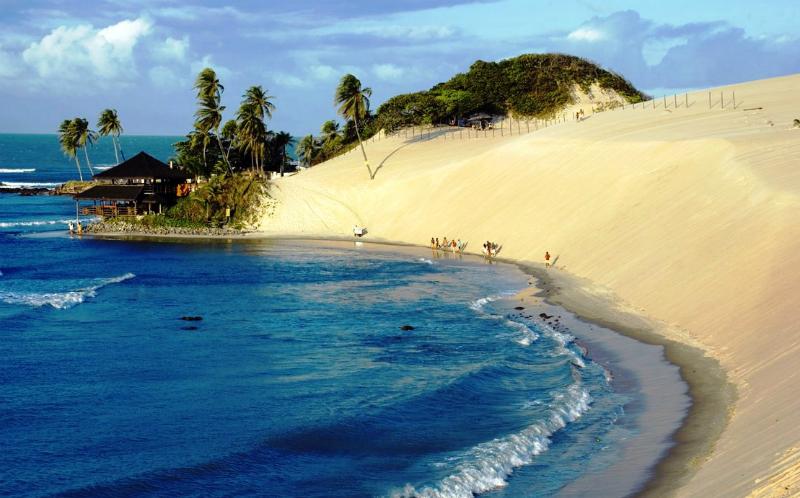 O que fazer em Natal: Praia de Genipabu