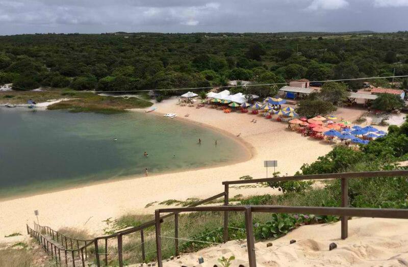 Passeios em Natal: Lagoa de Jacumã