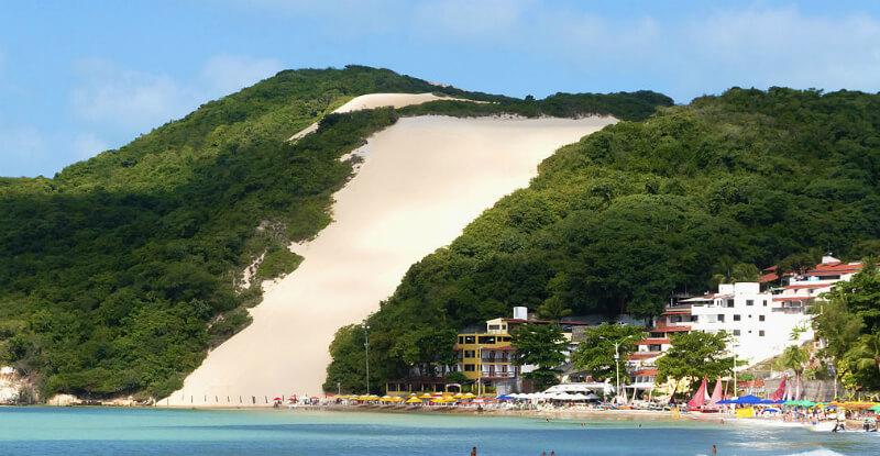 Pontos turísticos em Natal: Morro do Careca