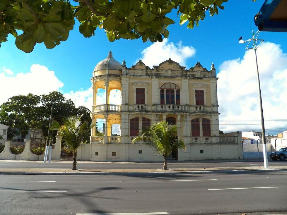 Como chegar no Museu Théo Brandão de Antropologia e Folclore em Maceió