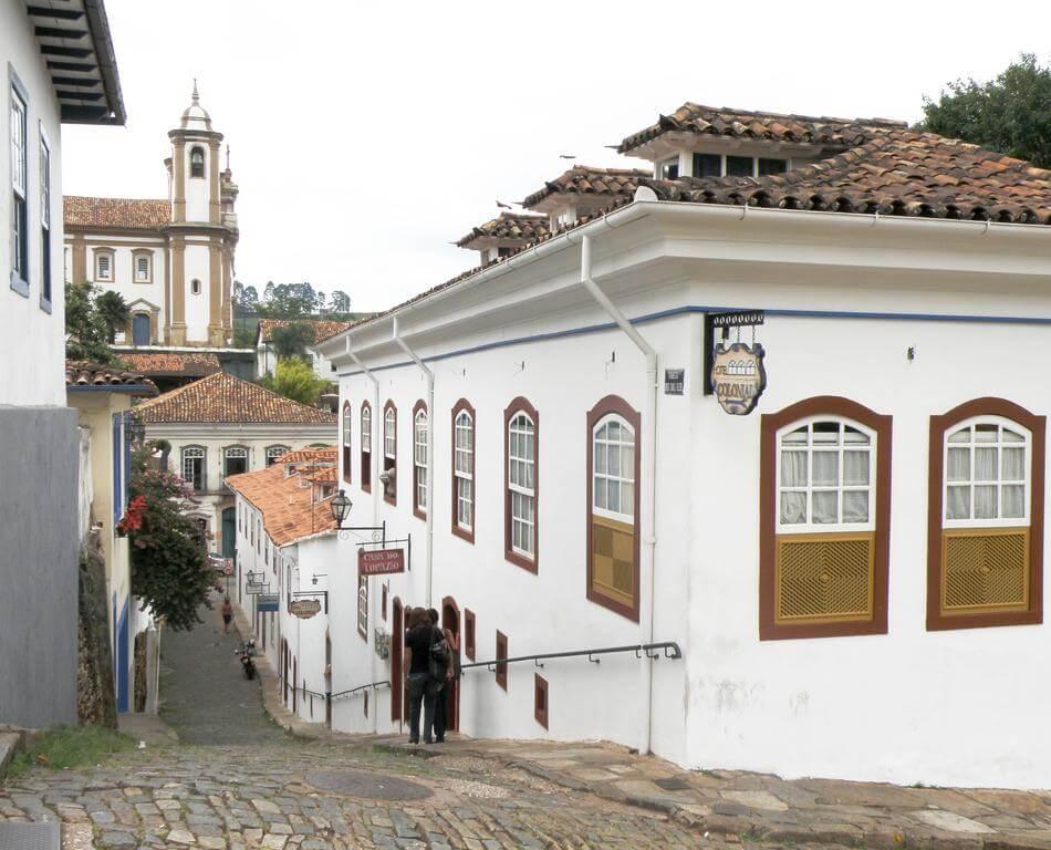 Centro de Ouro Preto