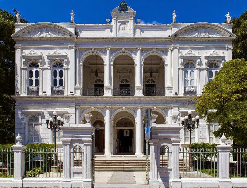 Museu Palácio Floriano Peixoto em Maceió