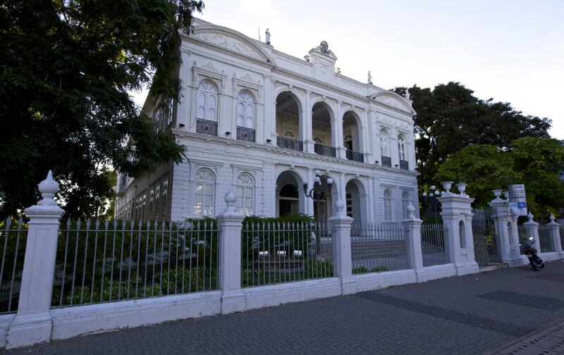 Como chegar no Museu Palácio Floriano Peixoto em Maceió