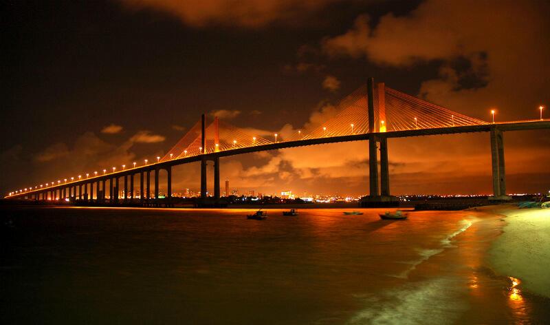 Pontos turísticos em Natal: Ponte Newton Navarro