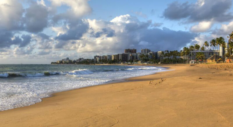 Como chegar na praia de Cruz das Almas em Maceió