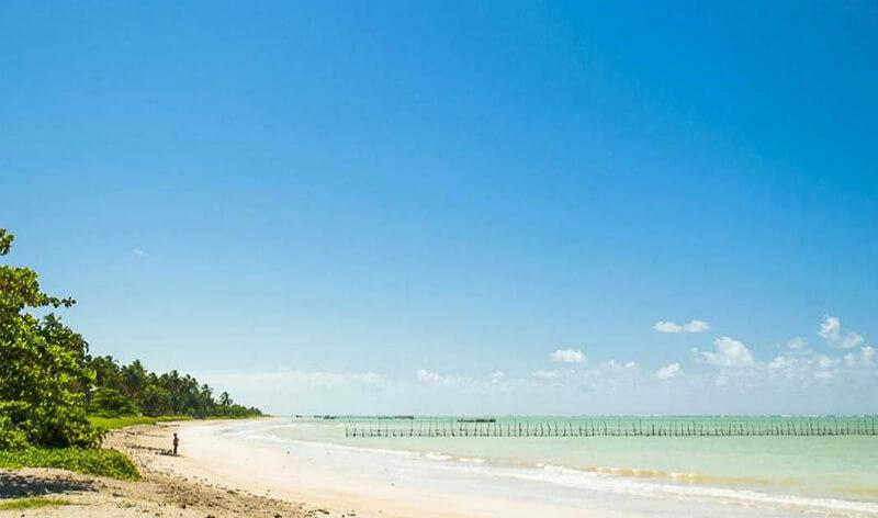 Curta o dia na praia de São Miguel dos Milagres em Maceió