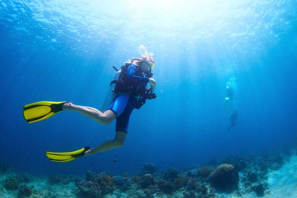 Mergulho em Maragogi em Maceió